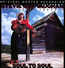 STEVIE RAY VAUGHAN SACD MFSL Soul to Soul Vaughan & Double Trouble NEW