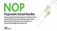 NOP - Disposable Dental Needles 31G/Extra Short (0.26X12mm) - NOP31XS