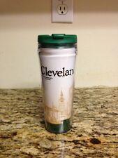 Starbucks Rare Cleveland City Icon Collectible Coffee mug travel tumbler NWT12oz