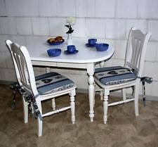 Tisch- & Stuhl-Sets aus Massivholz mit bis zu 2 Sitzplätzen