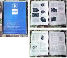 IFA ROBUR LO2002 REPARATURHANDBUCH MOTOR LO 3000 2002