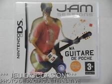 OCCASION: Jeu JAM SESSIONS nintendo DS game francais guitare musique simulation