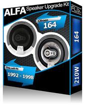 ALFA ROMEO 164 SUPER PORTA ALTOPARLANTI FLI AUDIO CAR SPEAKER KIT 210W