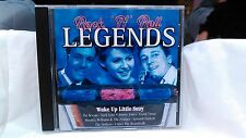 Rock 'N' Roll Legends Wake Up Little Suzy 2004 Musicbank Limited cd2847