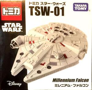 Takara Tomy Tomica Disney TSW-01 Star Wars Millennium Falcon