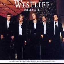 Westlife Unbreakable (2002) [Maxi-CD]