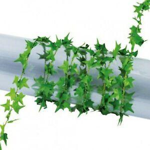 Light & Dark Green Ivy Leaf Garland Tumdee Dolls House Climbing Plant 3807