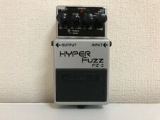 BOSS FZ-2 HYPER FUZZ Guitar Effect Pedal FMJ free shipping arrive quickly