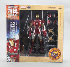 Kaiyodo Marvel Revoltech 042 SCI-FI Avengers IRON MAN MARK VII 7 Action Figure