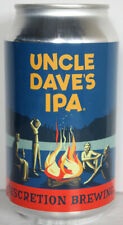 Uncle Dave's Ipa, Discretion Brewing, California Craft Micro Brew