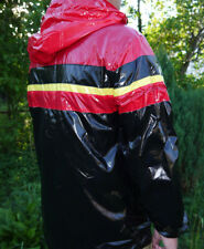 Glanznylon LACK Jacke PS  XS-5XL 7 Farben Unisex mit FUTTER