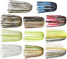 Z-Man EZ Skirt Replacement Jig Skirts - Bass, Walleye Zman Fishing Jig Skirts