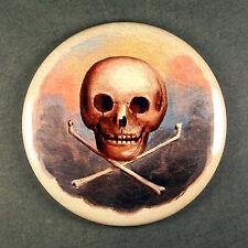 Odd Fellows Skull & Crossbones Fridge Magnet - Freemasonry Masonic Secret Order
