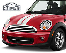 Mini Cooper Mini One twin bonnet stripe kit - Genuine high quality vinyl decals