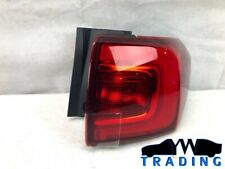 2017 2018 acadia tail light quarter led right side outer
