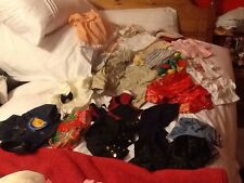 22 PIECES OF BEAR FACTORY CLOTHES