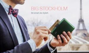 Portefeuille OGON BIG STOCKHOLM VERT