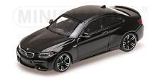 MINICHAMPS - 410 026101, BMW M2 2016, BLACK METALLIC, 1:43 SCALE
