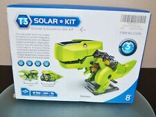 T3 Solar Kit - Science & Education Kit - Dinosaur Robot