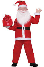 Brand New Simply Santa Claus Child Costume