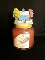 Rare Yankee Candle VINTAGE ROSE Limited Edition 2004 14.5 oz New