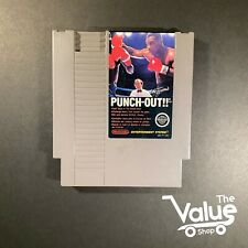 Mike Tyson's Punch-Out (Nintendo Entertainment System, 1987) NES