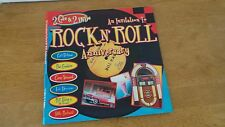 an invitation to rock and roll anniversary-2 cds & 2 dvds-+poster & goodies
