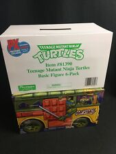 SDCC PX Exclusive TMNT Classic Collection 6-Pack Retro #81390 Playmates 1/5000*