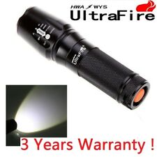 Ultrafire 15000lm Shadowhawk X800 Flashlight CREE LED Military Tactical Torch
