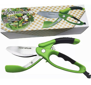 Fantaplus Kitchen Salad Cutting Tool Toss and Chop Salad Scissors Multifunction