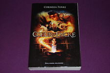 COEUR D'ENCRE - Cornelia Funke - Gallimard Jeunesse - 1 : Coeur d'Encre