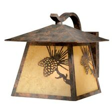 Vaxcel Whitebark Outdoor Wall Light Olde World Patina - OW50513OA
