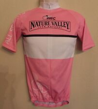 Nature Valley Pink Cycling Jersey NRC Joe Martin 35th Stage Racing Womens Small