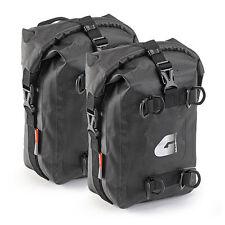 GIVI Pareja de bolsas universales desde paramotor T513 impermeable, 5 lt