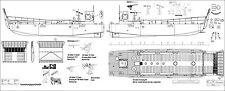 LCM III. Landungsboot. US Navy. Modellbauplan M 1:16