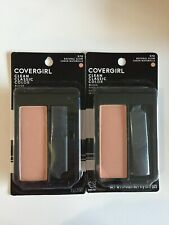 BRAND NEW Lot 2 CoverGirl Clean Classic Color Blush Natural Glow #570