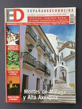 Nº 78 05/2002 - ED ESPAÑA DESCONOCIDA especial turismo rural