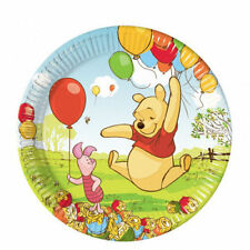 Winnie The Pooh Paper Party Plates 23 Cm Diameter in Original Single Plate