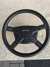 Mercedes  Pre Merger AMG steering wheel