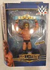 WWE MATTEL ULTIMATE WARRIOR ELITE HALL OF FAME SERIES!