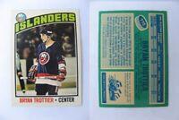 1976-77 OPC O-Pee-Chee #115 Trottier Bryan  RC Rookie  islanders $ 60