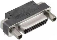 Molex CMD SERIE, 25 VIE dritto, verticale micro-D PCB connettore, 1.27mm P