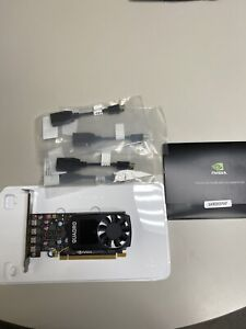 HP Nvidia Quadro P620 2GB Graphics Card