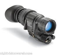 Nvu Pvs14 Gen 3 Itt Pinnacle Sfk Night Vision Monocular (Yg) 10 Year Warranty