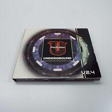 PLAYSTATION UNDERGROUND CD MAG VOL 2,4 V2,4 (LOOK DESCRIPTION) A2200