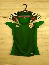 Mexico Jersey Women 2014 2015 Home XS Shirt Adidas Football Soccer