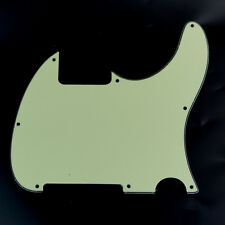 Replacement Guitar Pickguard For G&L ASAT Classic Solamente Esquire ,3ply Green
