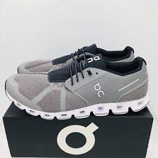 ON CLOUD Men's Size 9 M Zinc / White Running Shoe