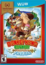 Donkey Kong Country: Tropical Freeze (Select) Wii-U New Nintendo Wii U, Wii U