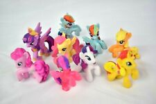 My Little Pony Friendship Is Magic Blind Bag Mini Figures Cake Toppers Bundle
